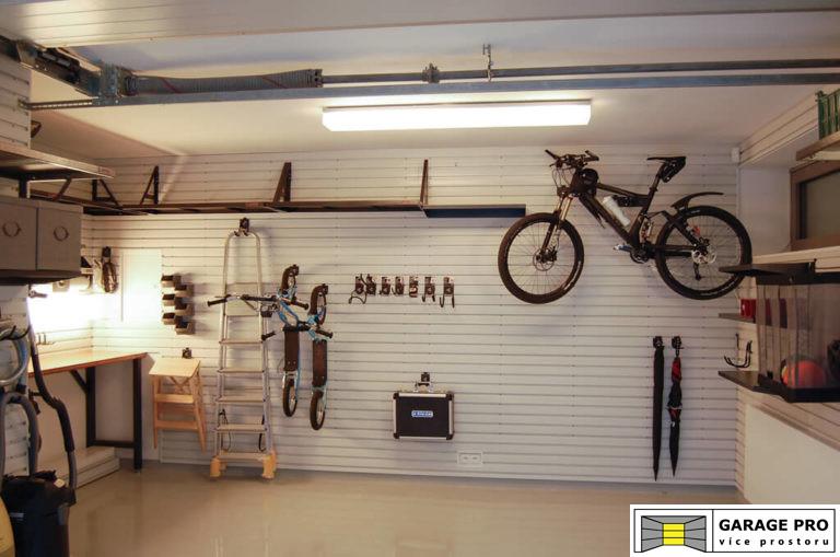 Realizace garáže 2