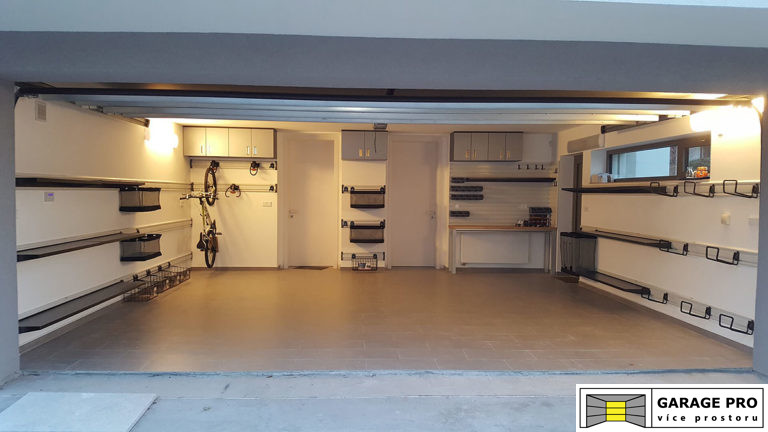 Realizace garáže 6
