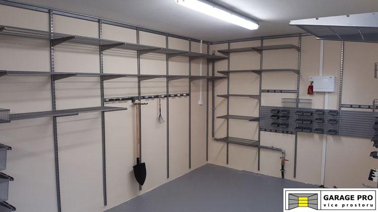 Realizace garáže 7