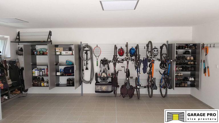 Realizace garáže 9