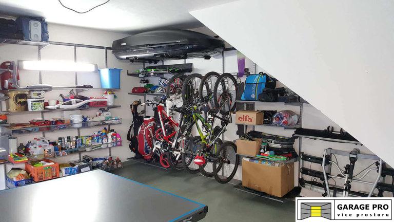 Realizace garáže 11