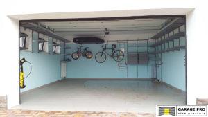 Realizace garáže 12