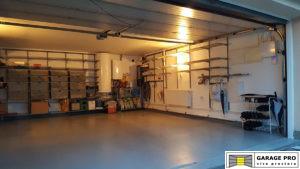 Realizace garáže 13