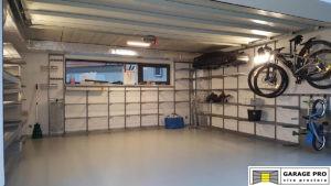Realizace garáže 15