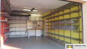 Realizace garáže 17