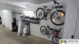 Organizace starší garáže systémem Gladiator®