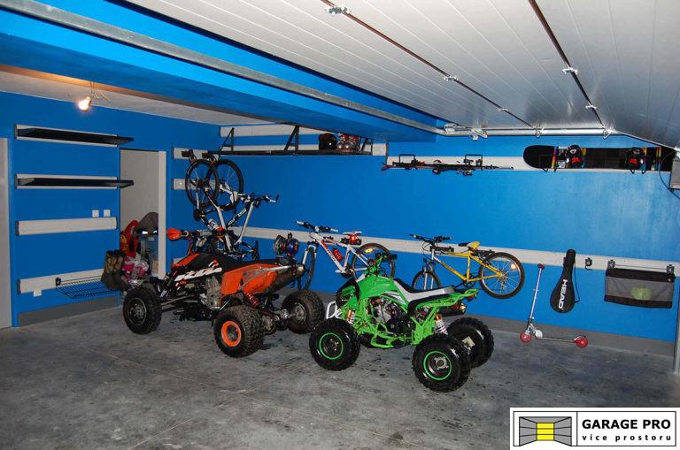 Realizace garáže 20