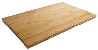 Pracovní deska pro podlahové skříně – bambus