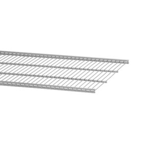 Drátěná police 121×40 cm