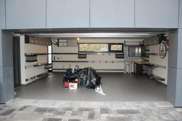 Dvougaráž – kompletní organizace systémem Gladiator® a Garage Pro
