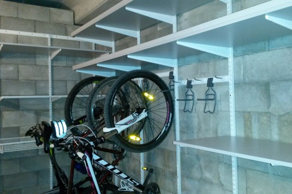 Organizace garážového sklepu