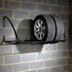 Regál – Police na pneumatiky